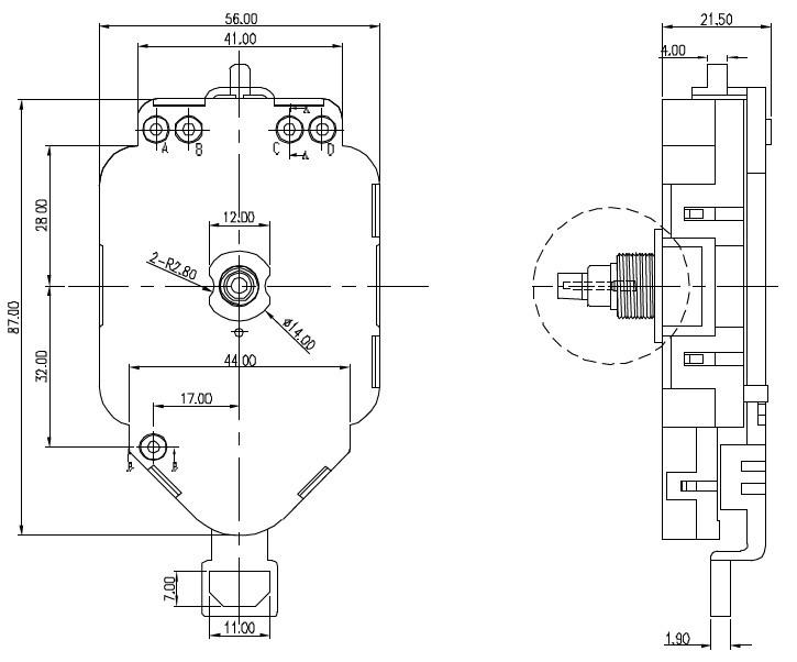Quartz Pendulum Clock Movement Jh1668pd-23 Clock Parts Mechanism - Buy Flip  Clock Mechanism,Quartz Analog Clock Mechanism,Outdoor Clock Mechanism