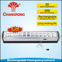 cheap rechargeable emergency led light bar