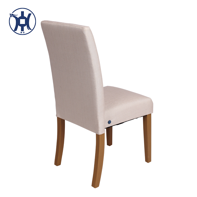 Stackable Modern Designed Upholstered Dinning Chairs Home Chairs