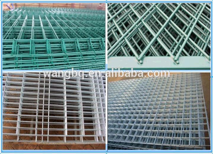 Galvanized welded wire mesh fence panel buy