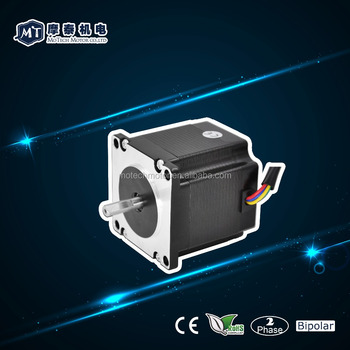 Nema 23 CNC Stepper Motor 1.26Nm 2.8A Single Shaft