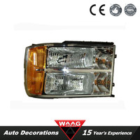 Head Lamp for GMC SIERRA 2006-2013