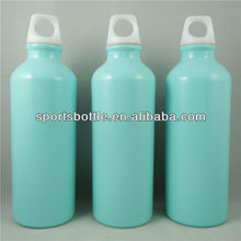 promotional dishwasher safe aluminum sports drinking bottle