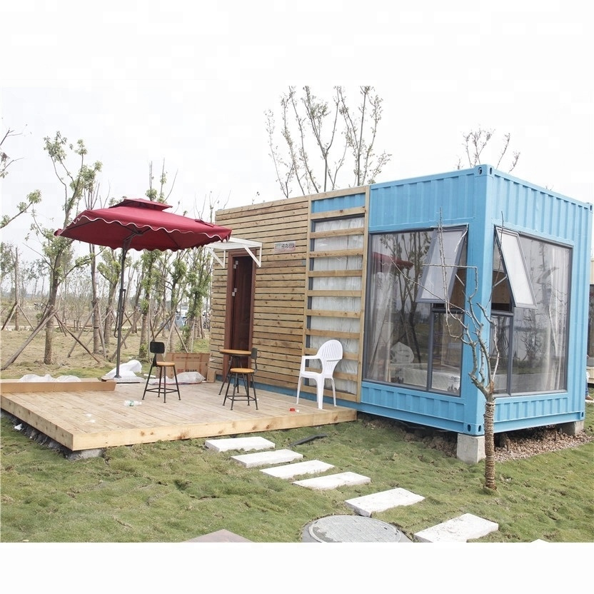 Folding Prefab Modular Tiny Home 20ft Container House - Buy Container  House,Prefab House,Folding Modular House Product on Alibaba com