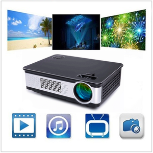 3500 high lumens projector