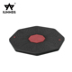 China plastic yoga fitness exercises wobble balance board for core strength