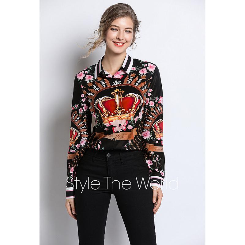 e65e9abe57ce8 مصادر شركات تصنيع الأزياء بلوزة والأزياء بلوزة في Alibaba.com