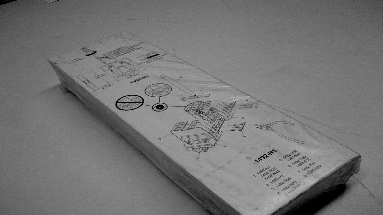 Allen Bradley 1492-H1bPack Of 80 Series B Terminal Blocks 1492-H1bPack Of 80 Series B