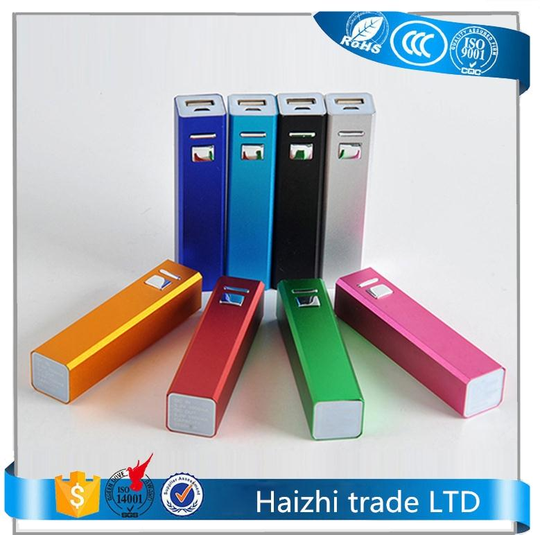 external power bank for laptop 5V 1A power bank external battery charger portable battery pack