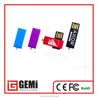 2016 China wholesale high qulaity bulk 1gb usb flash drives promotional free printed logo
