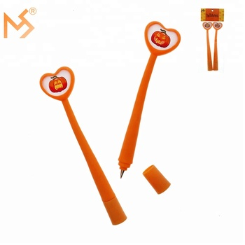 Halloween party gift student cartoon plastic ballpoint pens