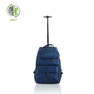 Free Sample Wheels Frozen Used School Backpack For University Students
