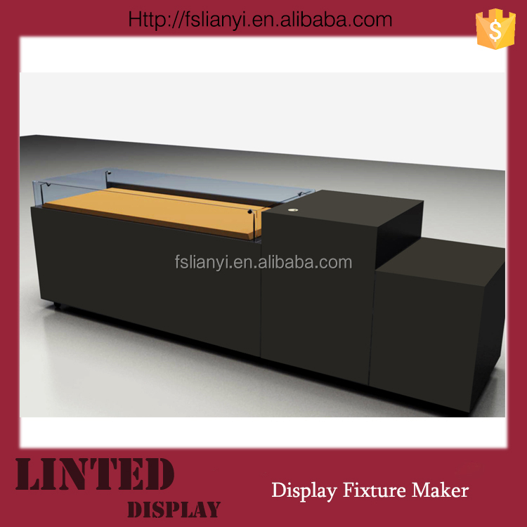 Finely Clothing Shop Cash Counter Design