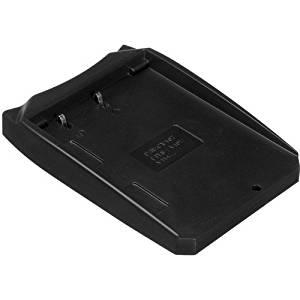 Watson Battery Adapter Plate for BN-V100 Series -Accepts JVC BN-V107 / BN-V114 Type Battery