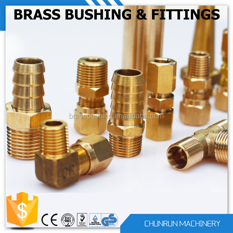 barss hose barb coupler brass cross hose barb connector 90 degree elbow hose barb fittings