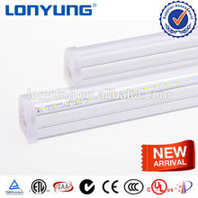 15W 4 Foot T5 Integrated Fixture Linkable Linear Led Light Bar With DLC, UL, ETL Certified