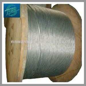 Point and Linear Contact Lay Wire Ropes