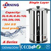 Large Capacity Commercial Electrical Water Heater for Drinking
