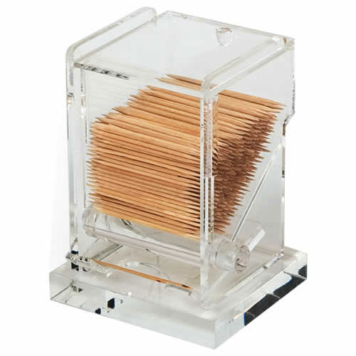 Clear Acrylic Storage ContainersHot Sale Acrylic Toothpick