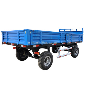 China manufacturer factory price 4x4 trailer for sale