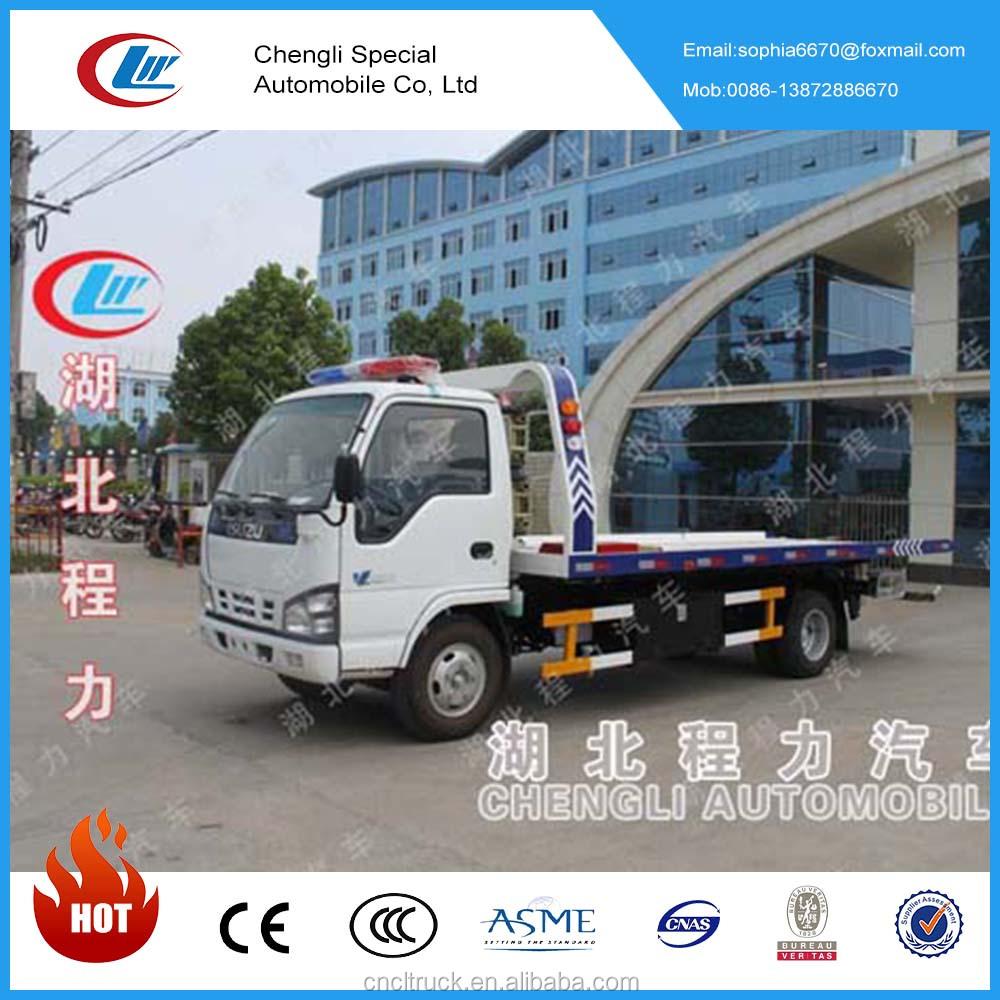 מרענן איכות גבוהה איסוזו משאית גרר למכירהשל יצרן איסוזו משאית גרר למכירה GQ-99
