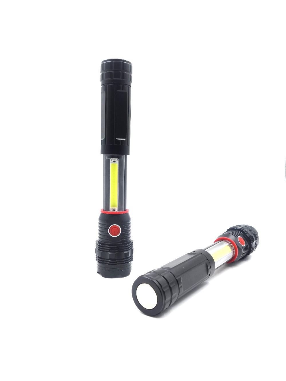 Extendable Weatherproof Ultra-Slide Super Bright Magnetic LED Flashlight Area Lighting Flash Bar Lights COB 200 Lumen