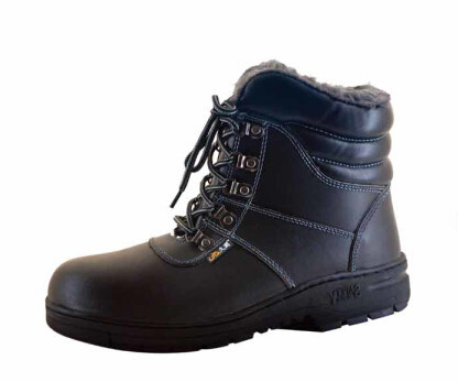 Action Leather Steel Toe Woodland Safety Shoes Water Resistant ...