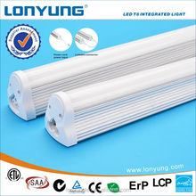 Best price 2700-6500k 120cm 1.2m 18w led color changing tube t8 with ETL TUV SAA CE ROHS DLC LCP approval 3 years warranty