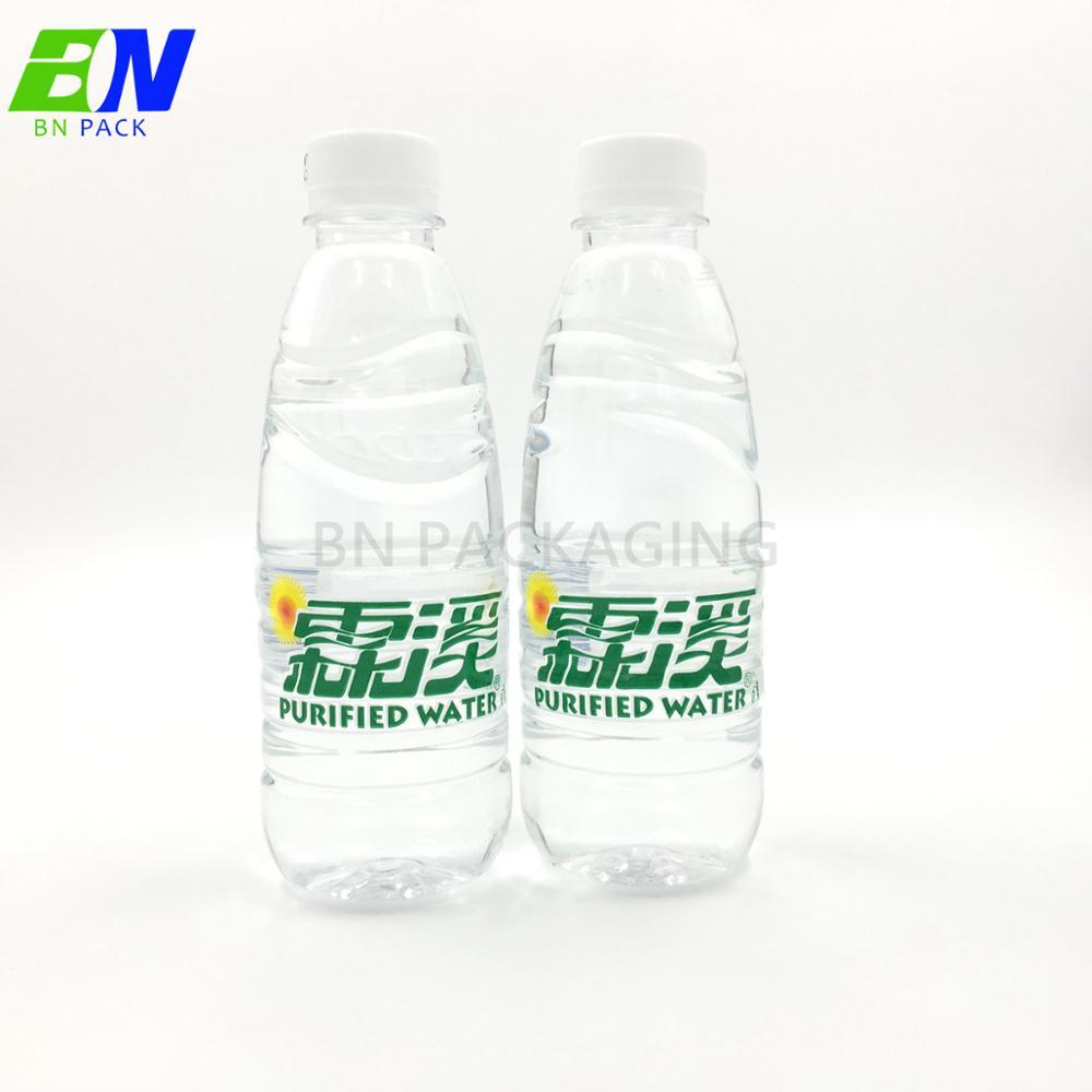 PET-Folienrollen aus PVC-PET-Kunststoff für Flaschenetiketten