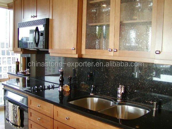 marbre et granit comptoir de cuisine - Marbre Galaxy Cuisine
