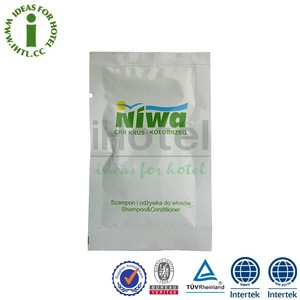Gel Shampoo Sachet For Hotel