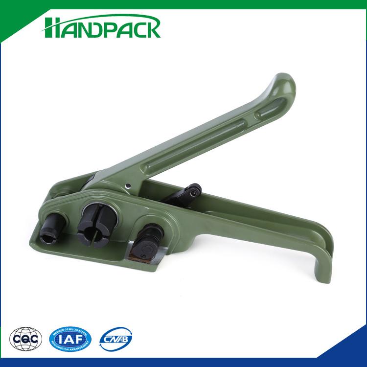 Di alta qualità A Basso prezzo Handpack cinturino di plastica utensili a mano reggiatrice taiwan scatola manuale reggiatrice