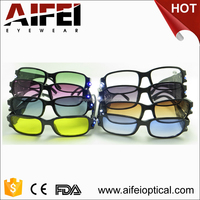 Buy yellow lens reading glasses LED reading in China on Alibaba.com