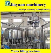 Automatic Carbonated/Sparkling Drink Glass Bottle Filling Machine/Bottling Line