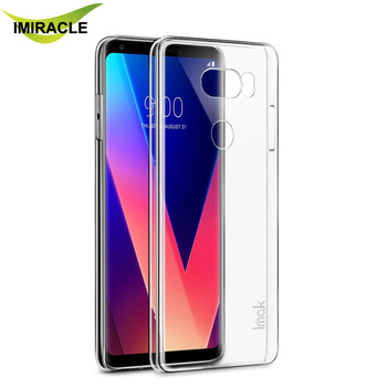 on sale e6e6b f224a Imak Case Crystal Series Transparent Hard Plastic Back Cover For Lg V30  Mobile Phone Case - Buy Clear Hard Pc Case,Imak Ultra Thin Durable Phone ...