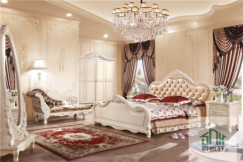 Royal Furniture Bedroom Sets Italian Luxury White For S