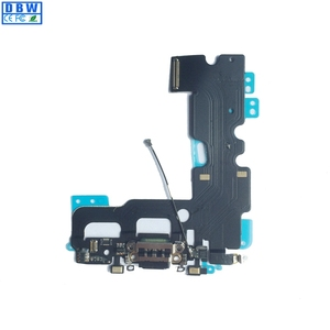 Wholesale dock charging port USB flex cable for iPhone 7 charger cable charger