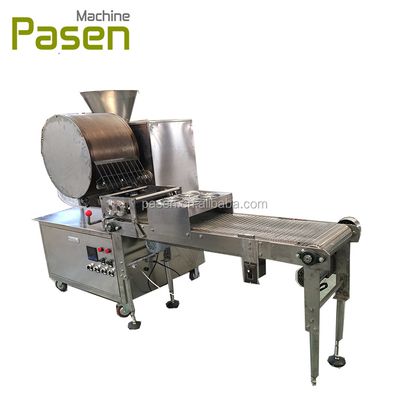 trade assurance Samosa Sheet Making Machine | Spring Roll Sheet Making Machine | Samosa Pastry Sheet Machine