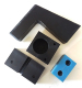 High quality custom plastic industrial electrical clamps electrical wire clip retaining clip
