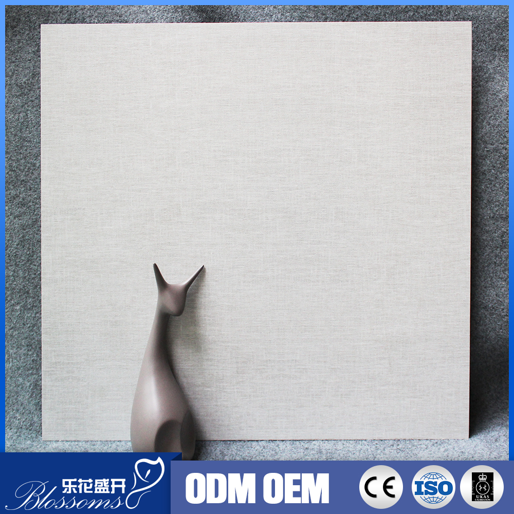 Promotional Item Ivory Colored Vitrified Office Design Floor Tiles