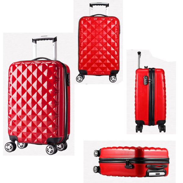 Abs Pc Luggage/zip Luggage/frame Luggage/kids Luggage/cabin Size ...