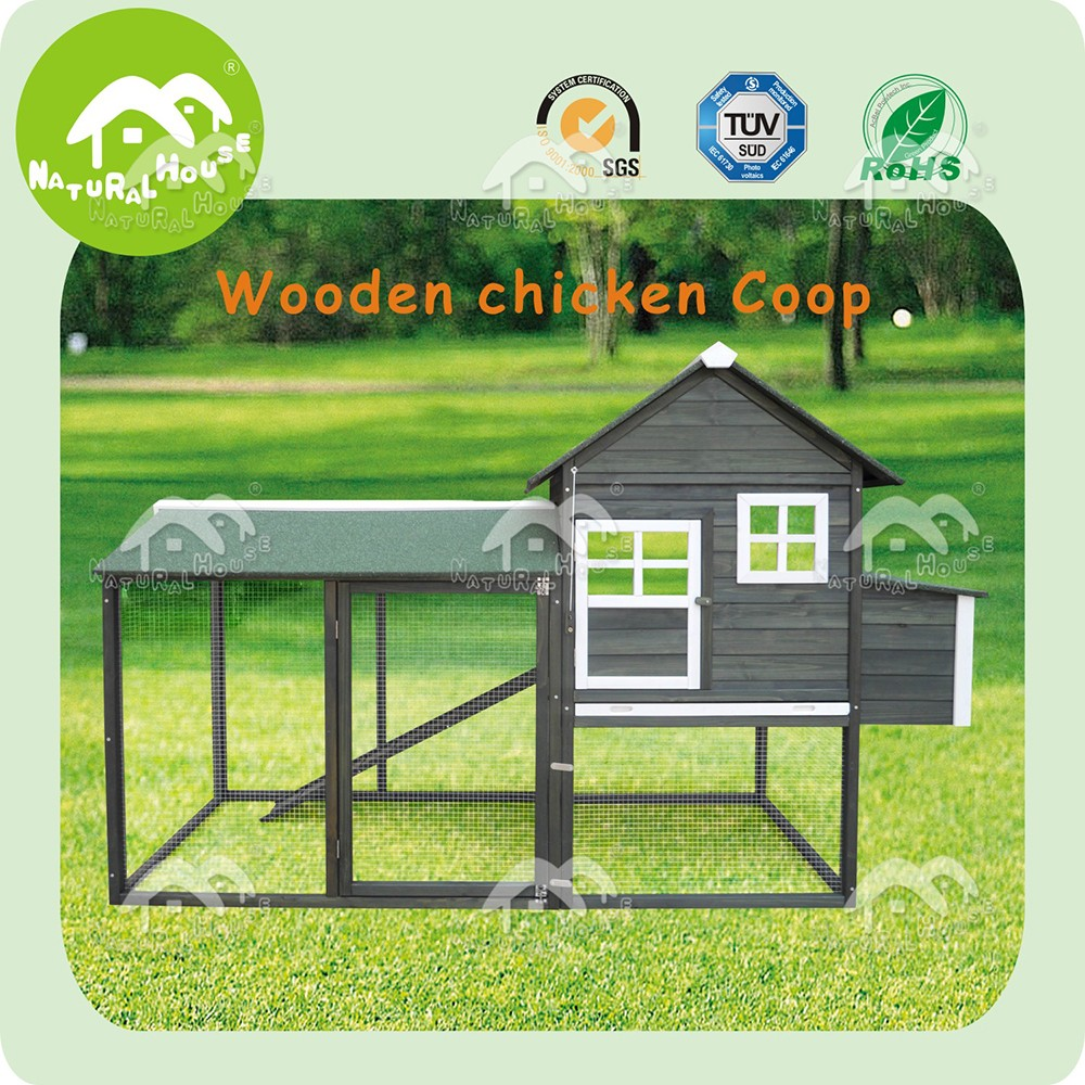 Hot-sale Classic Wooden Chicken Breeding House