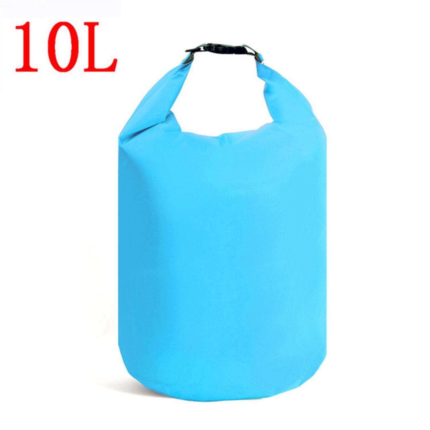 NeeKer Boating-Dry-Bags 5 Color 10L 20L Outdoor swimming Waterproof Bag Camping Rafting Storage Dry Bag with Adjustable Strap Hook