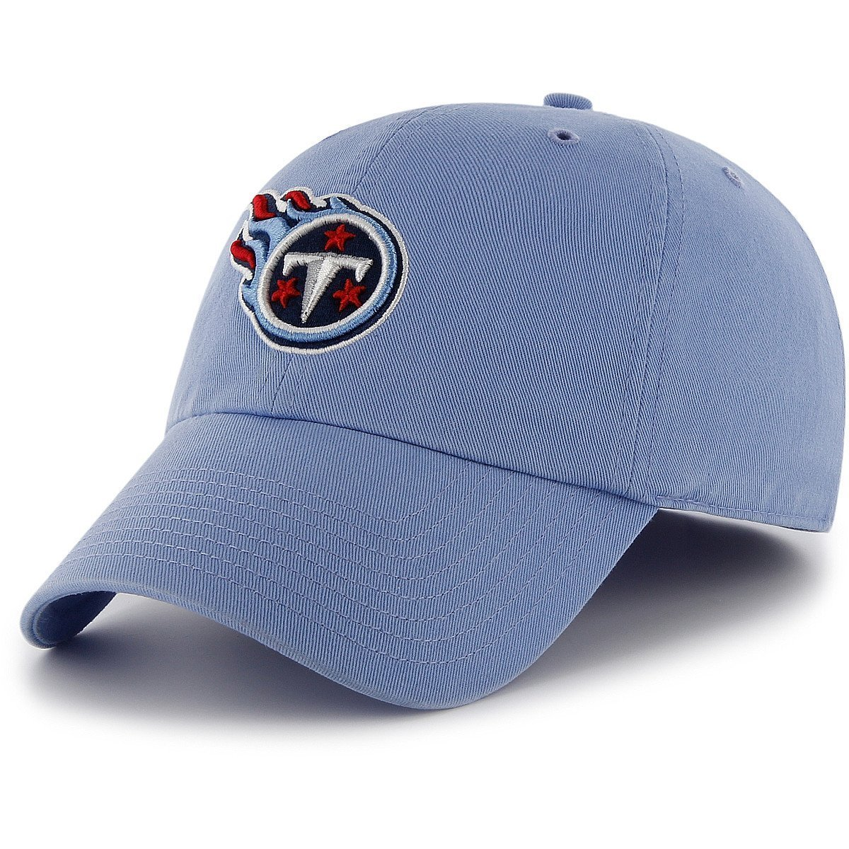 separation shoes 6cf44 94d1b  47 Brand Tennessee Titans Franchise Slouch Alternate Team Color Fitted Hat