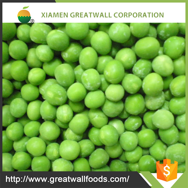 China supplier supply iqf green pea from china