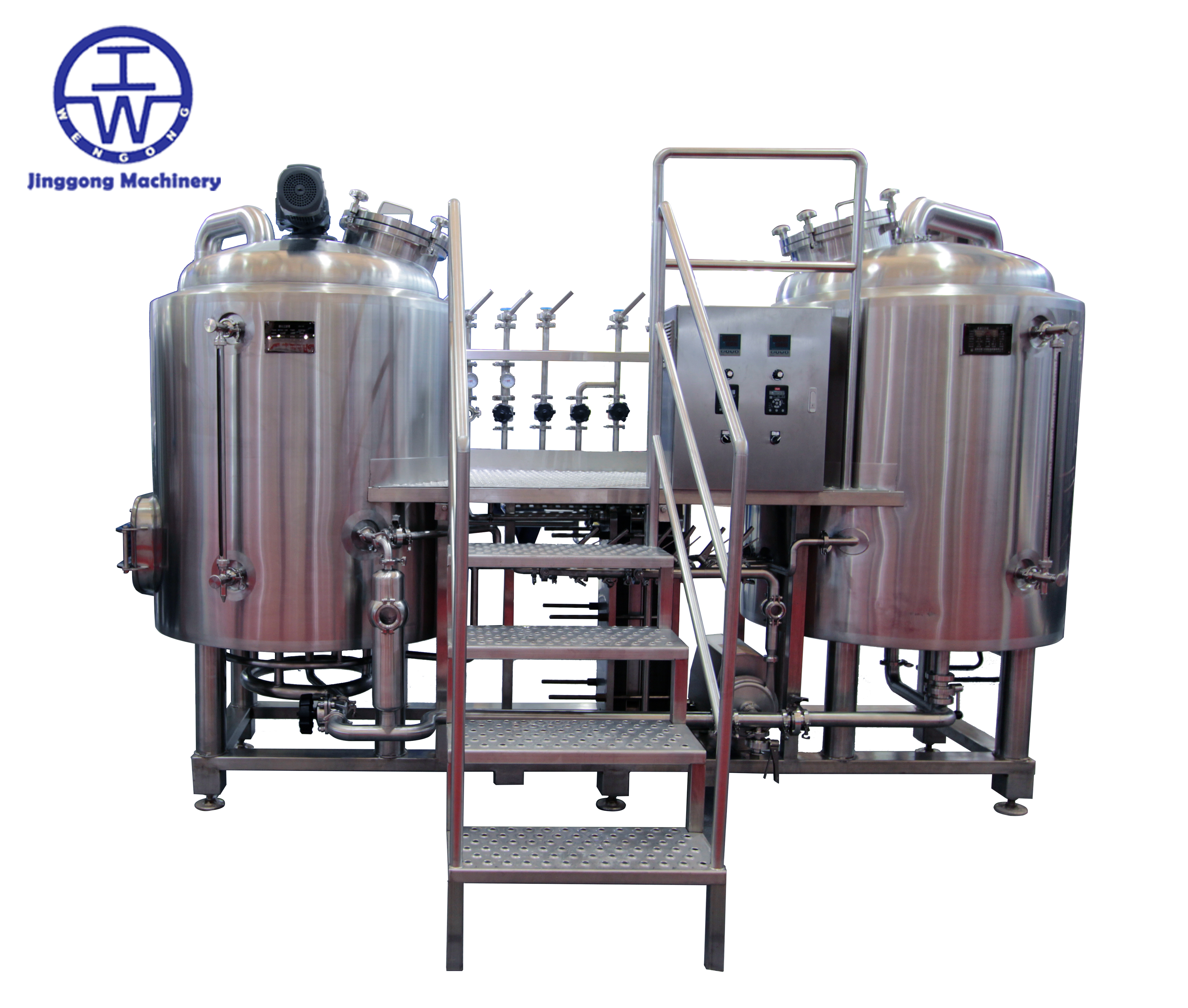 3 Barrel Low Cost Used Beer Brewery Equipment System For Making Craft Beer
