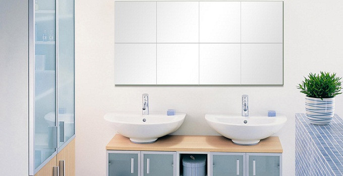Spiegel Anti Condens : Anti condens spiegel touchscreen carbon crystal infrarood heater