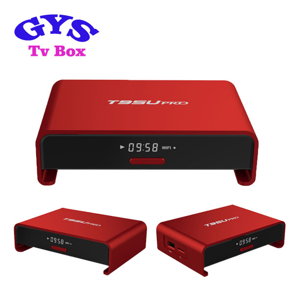 Amlogic S912 2+16GB Android 6.0 TV Box T95upro Set Top Box provide the firmware