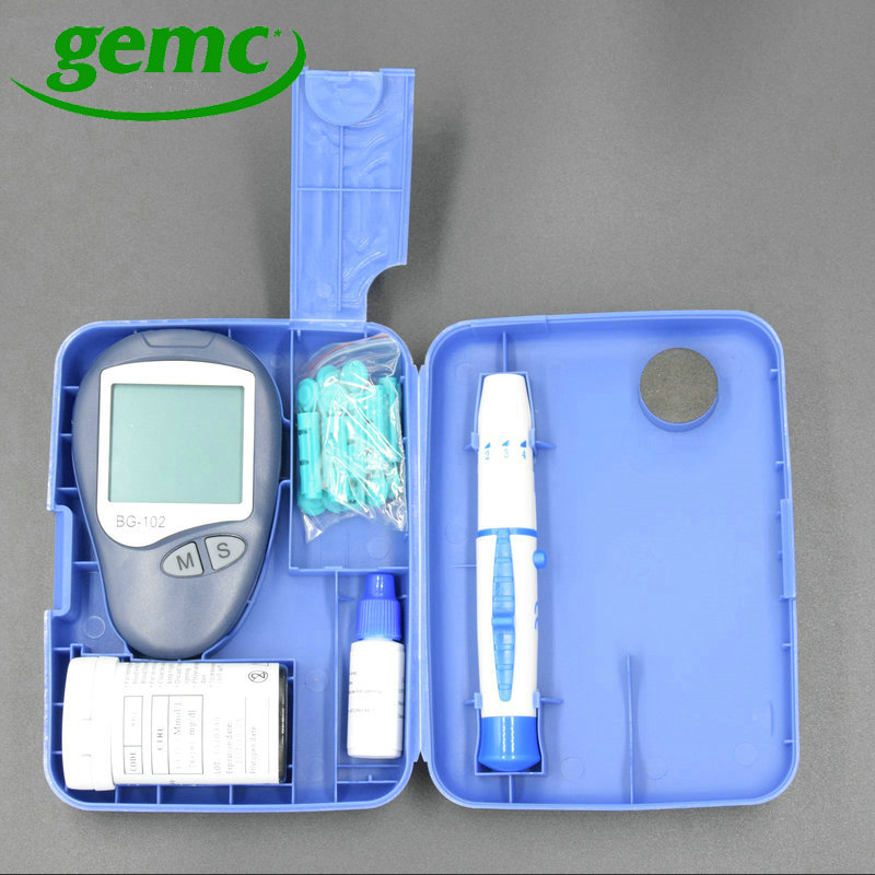 Hot selling Digital medical Blood Glucose Meter/Blood Glucometer