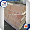 Exporting Standard brick low creep different alumina refractory bric